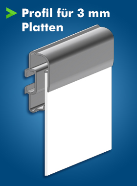 Profil-Simpel-Alu-Platten